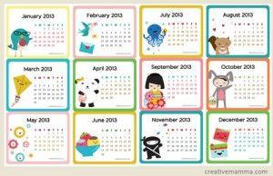 Kalender+2013