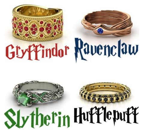 I confess the one I liked the most was Slytherin. Ravenclaw was second. Gryffindor is too much in your face for me. Hufflepuff is nice. I couldn't find (didn't really look) who design this. But he/she nailed it. Via Fashionably Geek