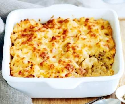 Recipe Truffled cauliflower mac n' cheese by The Rob Fam - Recipe of category Pasta & rice dishes
