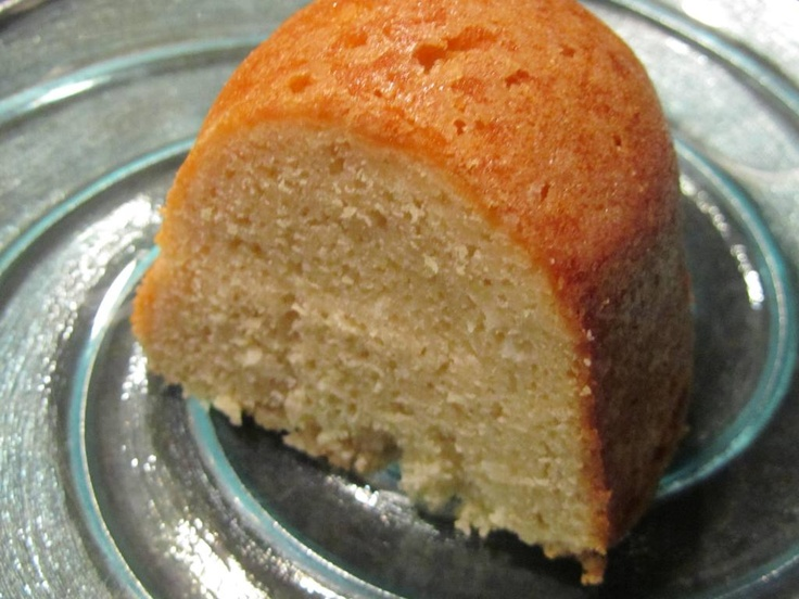 Lemon Pound Cake Without Mixer
