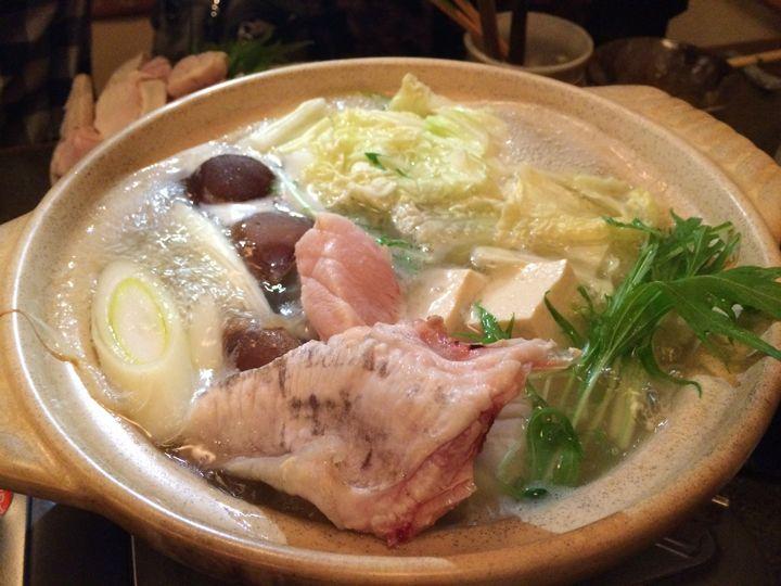 Ara (Niphon spinosus) Nabe 幻の高級魚クエを超える魚アラ、アラ鍋を食べに日暮里の千ふじさんにアラ料理を食べに行ってきました。