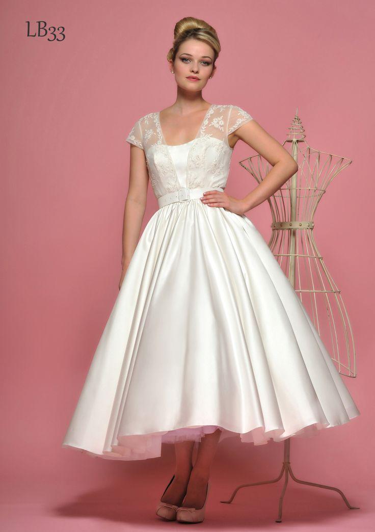 8 best Lou lou bridal 1950\'s chic images on Pinterest | Wedding ...