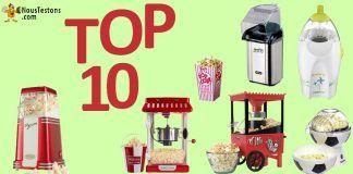 Top 10 des meilleures machines à pop-corn de 2016 – 2017