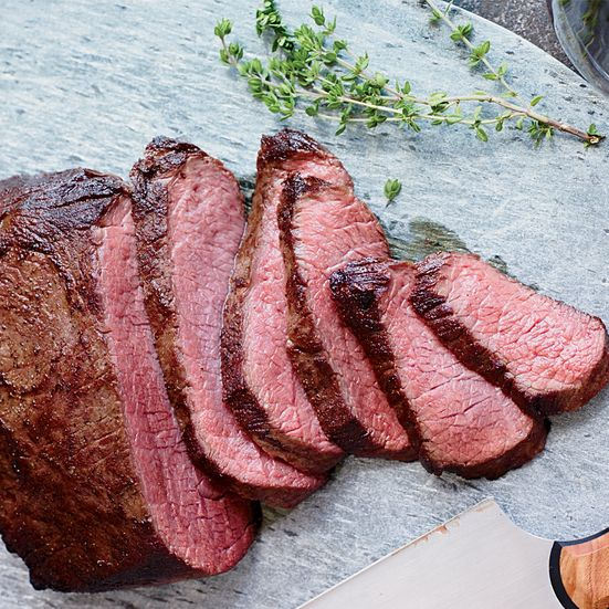 The secret to this beautifully crusty, fantastically juicy tri-tip roast is a simple technique that replicates sous vide cooking at home.