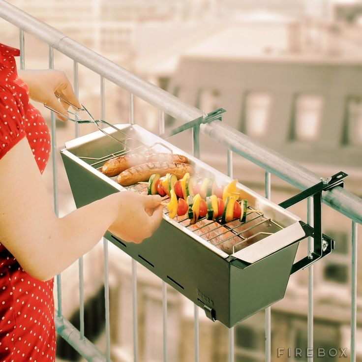The Balcony BBQ..love it!!