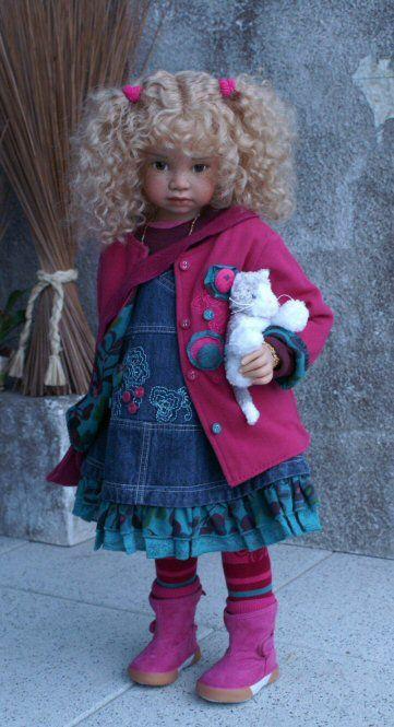 Arlene's Dolls - Angela Sutter Dolls: