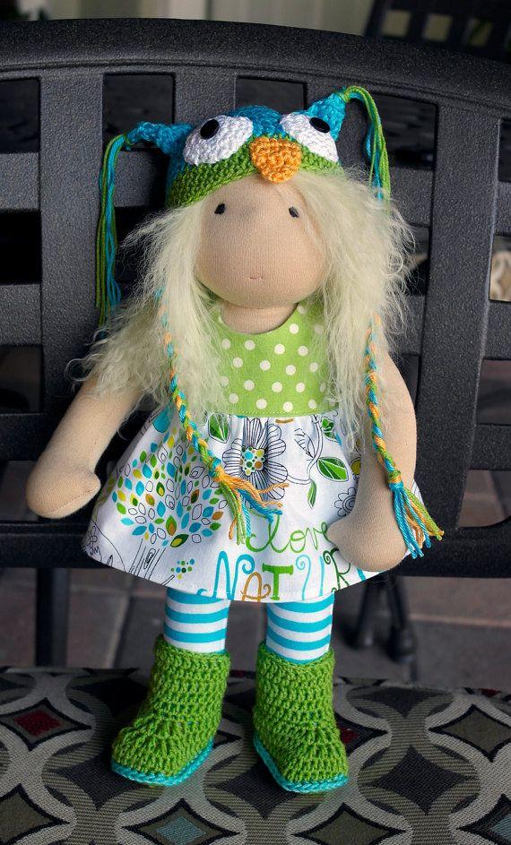 Waldorf Doll by Little Noel by LittleNoel on Etsy