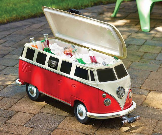 The Volkswagen Panel Van Cooler Volkswagen Van Volkswagen