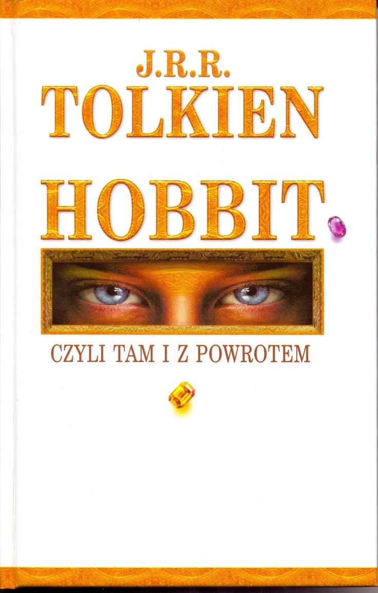 """""""Hobbit, czyli tam i z powrotem"""" (The Hobbit or There and Back Again) J.R.R. Tolkien Translated by Maria Skibniewska Poems translated by Włodzimierz Lewik Cover by Maciej Sadowski Published by Wydawnictwo Iskry 2002"""