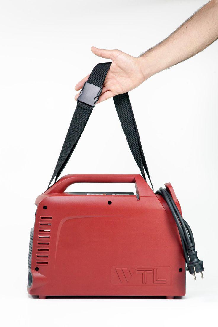 Portable welding machine   Pq design, product design studio Italy