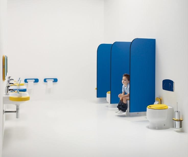 Best Kids Bathrooms: 317 Best Images About Toilet Kindergarden On Pinterest