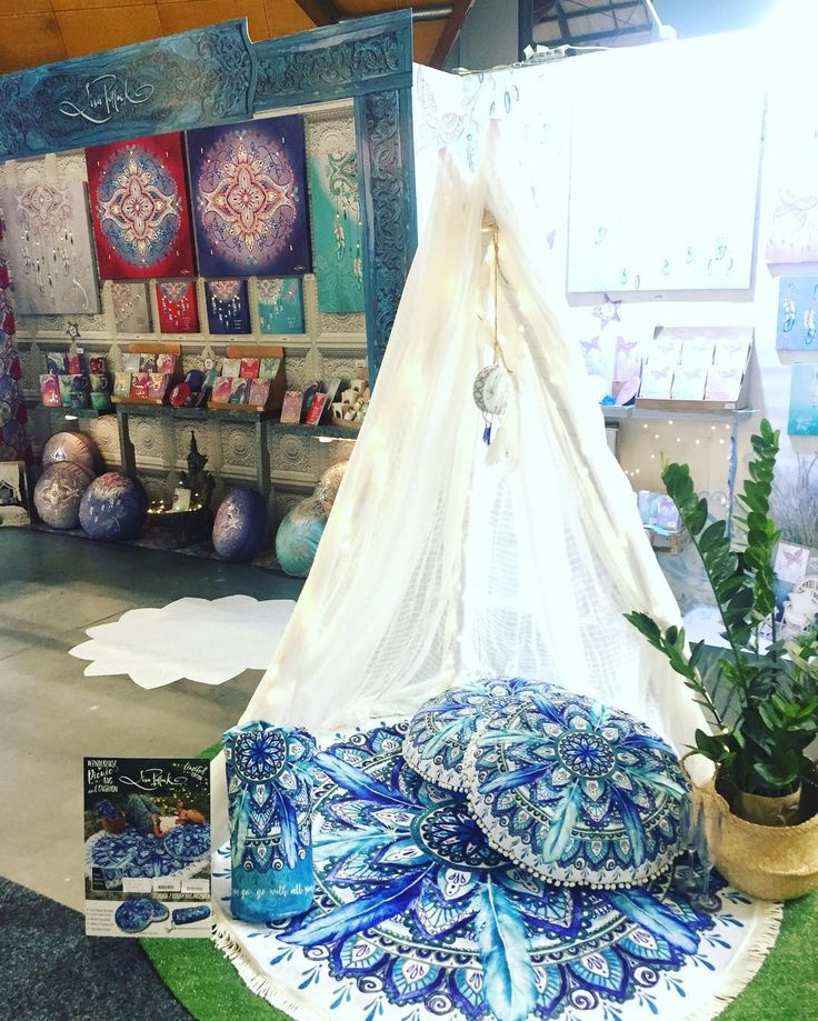 "94 Likes, 6 Comments - Lisa Pollock Artist (@lisapollockartist) on Instagram: ""Come and curl up and take a break on our Wanderlust picnic rug at AGHA Trade Fair Sydney stand…"""
