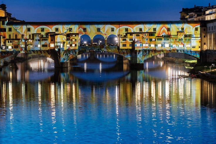 LIGHTNESS 8 dicembre - 8 gennaio 17:30 - 24:00 Ponte Vecchio