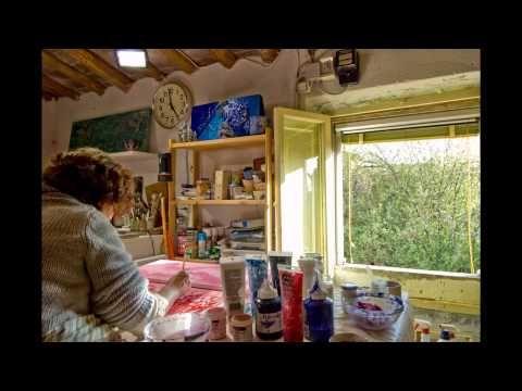 Marcella Donati Painter - Atelier Via di Vincigliata, Fiesole, Florence ...