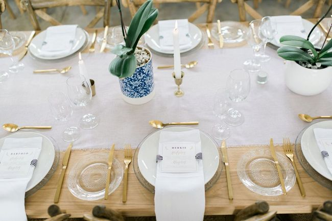 Contemporary Luxe Wedding at Bordeaux Game Farm by Louise Vorster