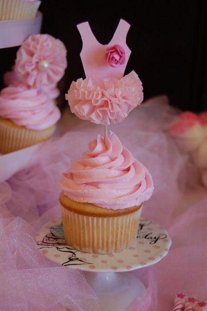 "Ballerinas / Birthday ""Ballerina Party for Abby"" | Catch My Party"