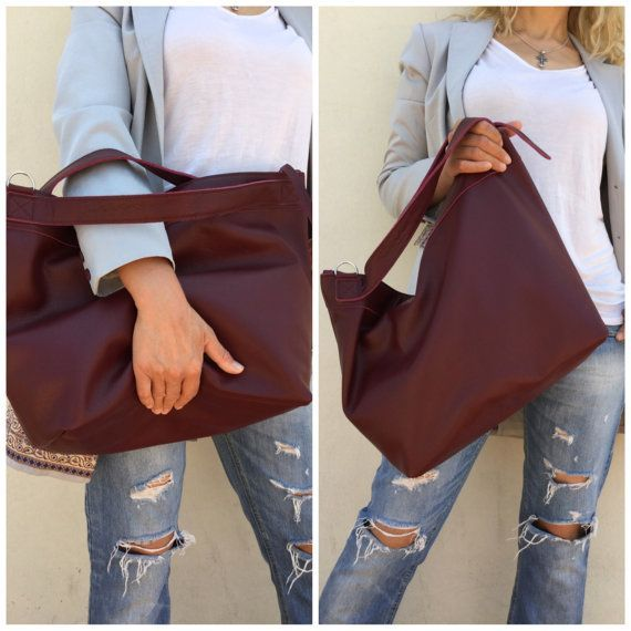 Hey, I found this really awesome Etsy listing at https://www.etsy.com/sg-en/listing/153127829/leather-tote-tote-leather-bag-burgundy
