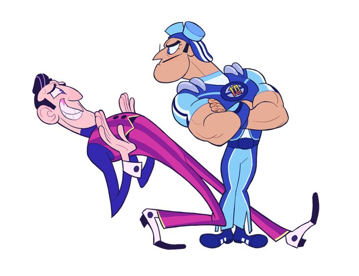 Lazytown Is One Of My Favorite Shows Ever Its Just -5025