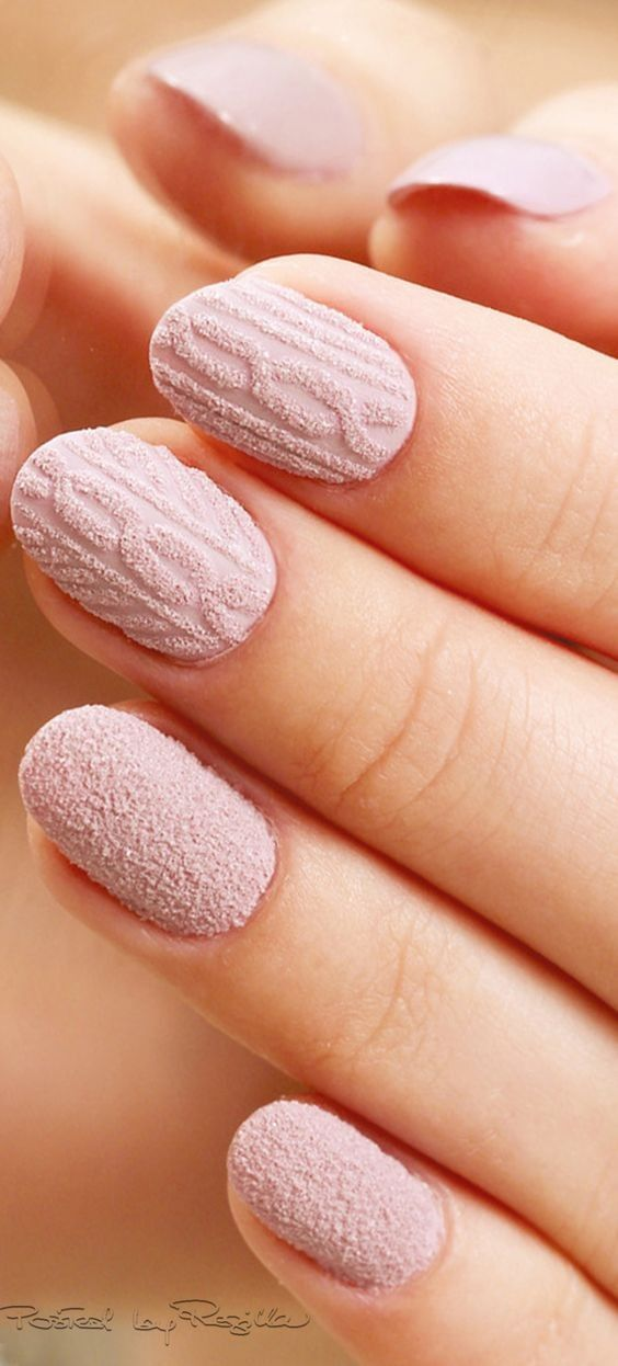 The Best Sugar Nail Art Pics for Inspiration | ko-te.com by @evatornado |