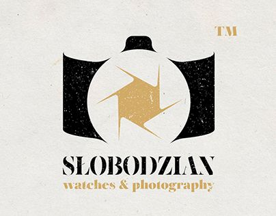 Here's my first visual identity project. It was created for Tomasz Słobodzian who is a watch collector and amateur photographer. The design was supposed to relfect this two passions. Several colour scheme variations and business cards have been prepared f…