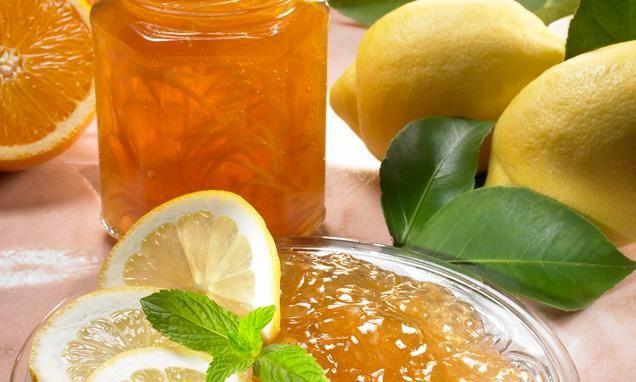 Confetture di Limone con scorzette (Fruttapec 1:1) Ricetta| cameo