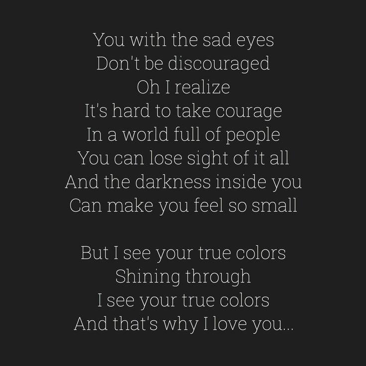 Cyndi Lauper Lyrics