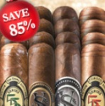 Check us for your chance to win freebies.  Remember, you have to be in it to win it!  Thompson Cigar – Powerhouse Sampler – Save 85%, are one of the best cigars on the market. Take advantage of this crazy deal and pay $19.95 instead of $129.95 on the Powerhouse Sampler Thompson Cigar Collection. Great savings on the most popular cigar sampler around.  In this package you will receive 16 premium, hand-rolled cigars, plus a bonus cigar cutter. This collection from Thompson Cigars is the…