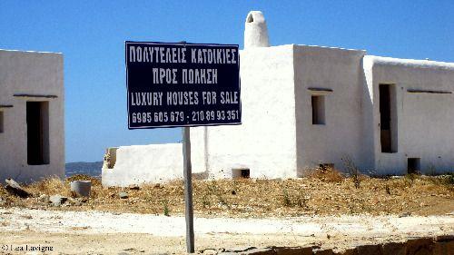 Πολυτελείς κατοικίες προς πώληση, Κυκλάδες, Ελλάδα, 2011