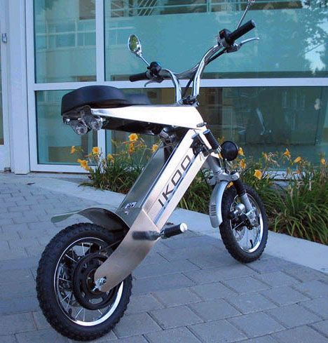 Electric Scooters We've been writing about all kinds of scooters for years, but because of high oil prices, they're now seeing a renaissance of sorts. With 30% of Americans saying they would consider riding a scooter--even some people we wouldn't expect