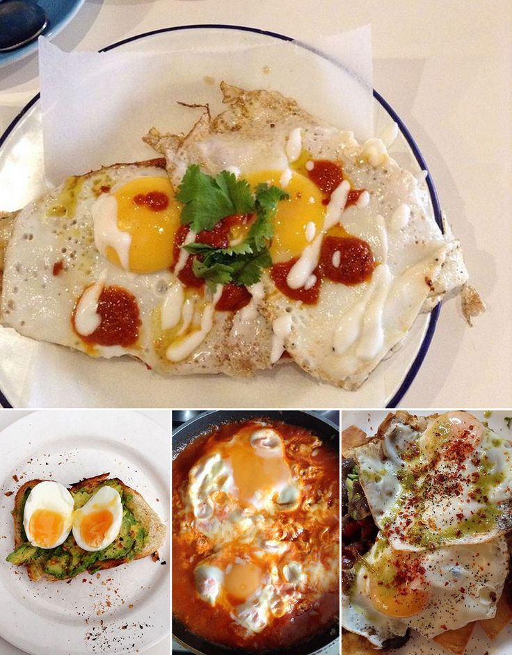These are the sexiest egg recipes ever. Anyone hungry?