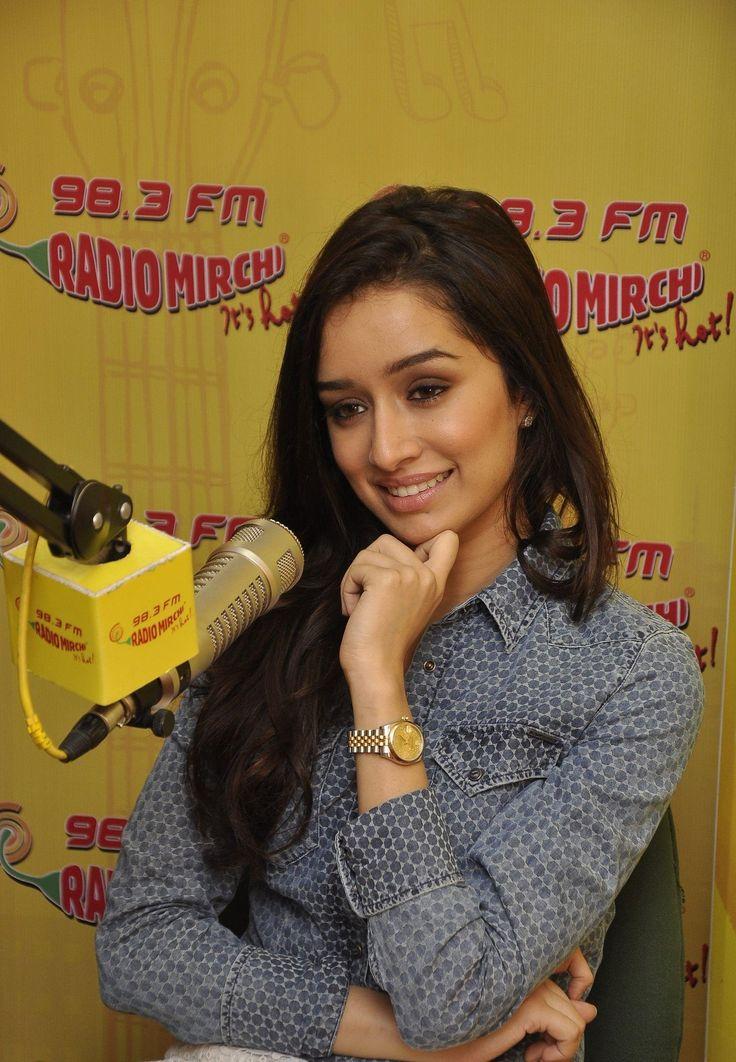 Shraddha Kapoor @ 'Haider' Music Launch