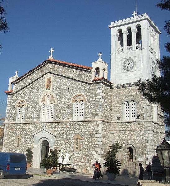 Αg. Giorgis Aliveri-Evia Greece