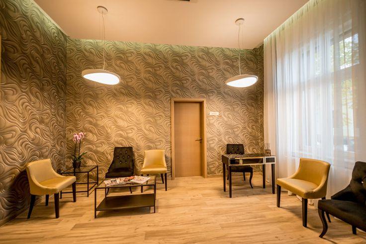 NAP Rendelő váró - medical consultation, gynecology waiting room