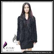 CX-G-A-95A New Ranch Raised Knit Rabbit Women Winter Fur Jacket Best Buy follow this link http://shopingayo.space