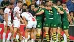 Rugby League World Cup: Ben Currie to make first England start against Lebanon