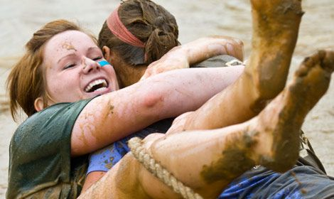 Tough Mudder love'n - Team names of any event you can think of