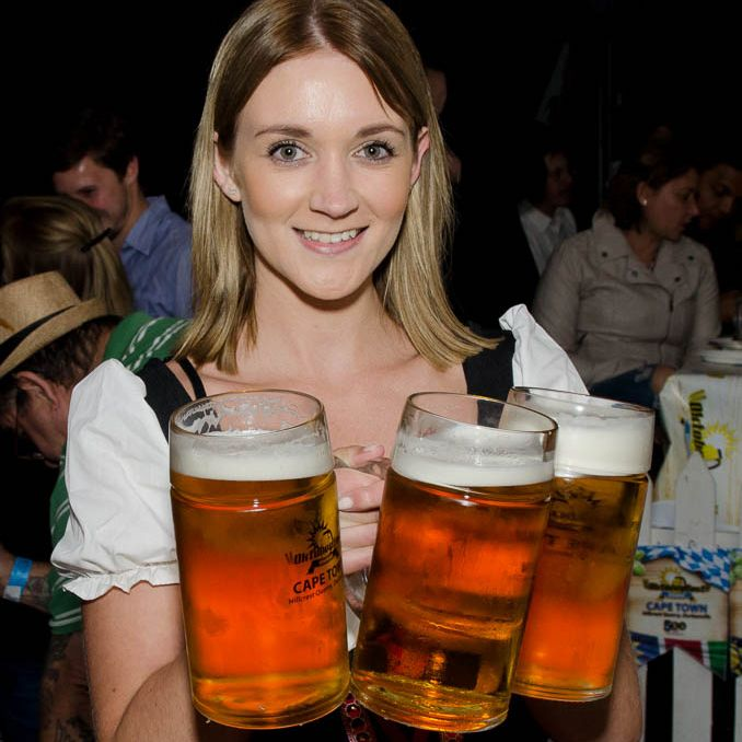 On Friday night the waitrons will try to keep your Beer Mug from running dry!  Get your tickets now to avoid disappointment!  http://bit.ly/WindhoekOktoberfestCapeTown  Get 8 of your friends & get a Table at @GHillcrestQuarry for the Windhoek Oktoberfest in Cape Town.   The event is hosted by Hillcrest Quarry and @EventsandMore on the weekend of the 20th to the 22 October 2017.    #CapeTown #Beer #Oktoberfest #WindhoekOktoberfest #HillcrestQuarry #Windhoekbeer #corporate #corporatetables