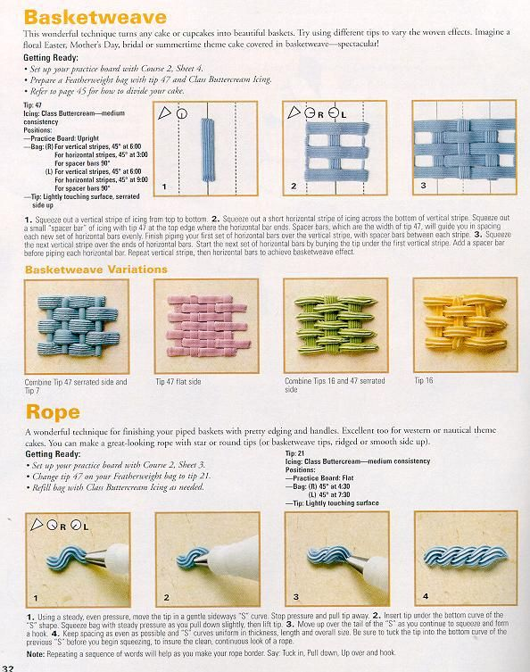 Piping tutorials                                                                                                                                                                                 More