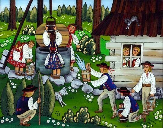 Rozeta handmade: Niedziela Wielkanocna, Poniedziałek Wielkanocny...czyli Święta, Święta i po Świętach:-D