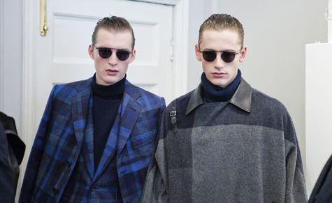 #London Men's Fashion Week A/W 2013 report   #Fashion