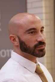 Fabulous 17 Best Images About Bald Bearded On Pinterest Beard Oil Short Hairstyles For Black Women Fulllsitofus