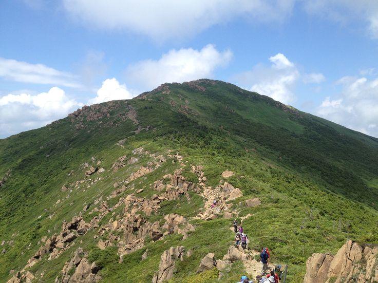 Mt. Shibutsu 尾瀬 至仏山
