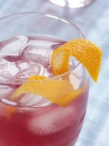 Pink Punch Alcohol Drinks