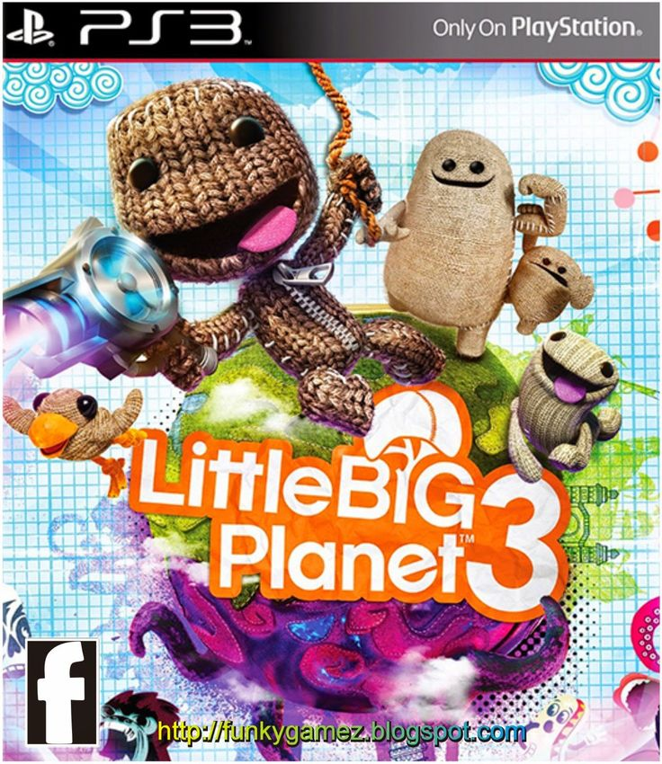 PS3ISO Games | Free Download | TB Games PS3 ISO | Eboot  Fix 3.41 - 3.55 Jailbreak: Little Big Planet 3 PS3 ISO | Free Download