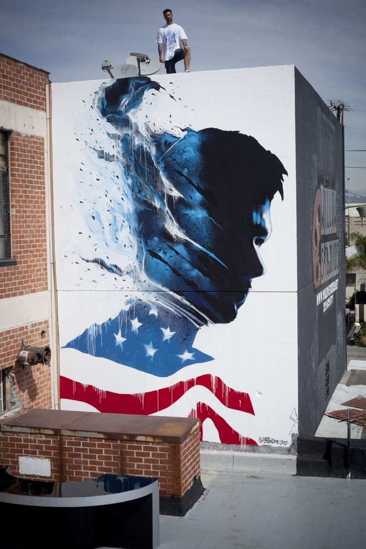 1607 best street art images on pinterest street art graffiti one of new zealand s most talented graffiti writers askew is currently in sunny los angeles and cranked out this fantastic new wall titled under the