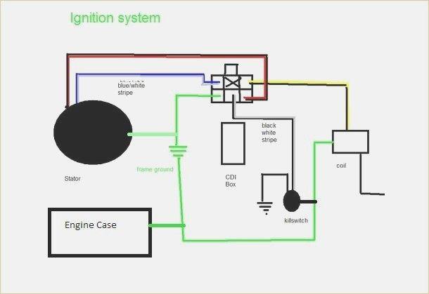 Bicycle Motor Wiring Diagram