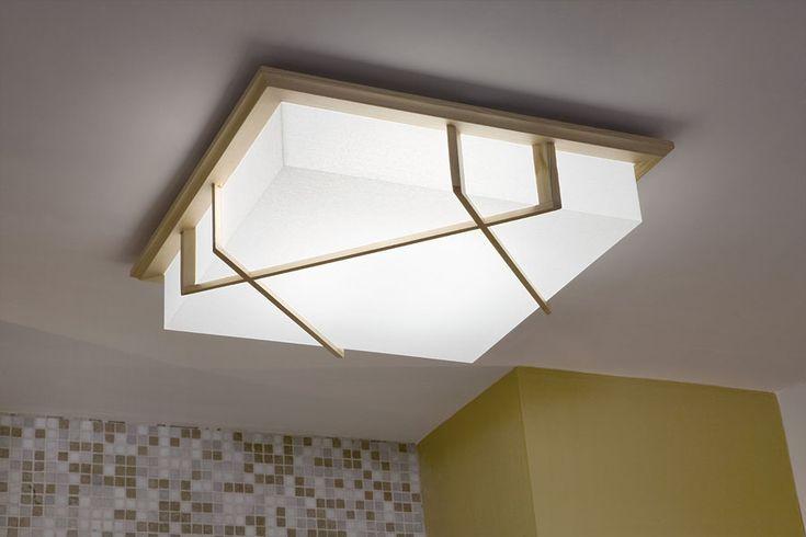 Con esta l mpara de techo expandir s la luz en toda la - Lamparas techo ninos ...