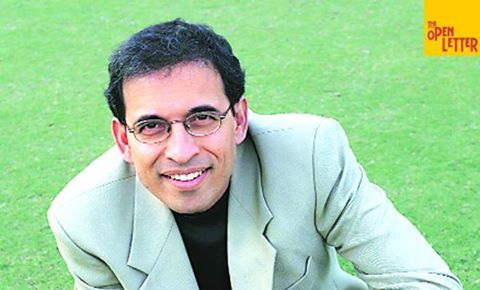 An open letter to Harsha Bhogle  Dear Harsha:  I write to you today, not as Editor of a cricket website, but as a person who has been following cricket for three decades now, and considers you the best cricket commentator India has produced, at least over the past three decades. #OpenLetters  #Cricket