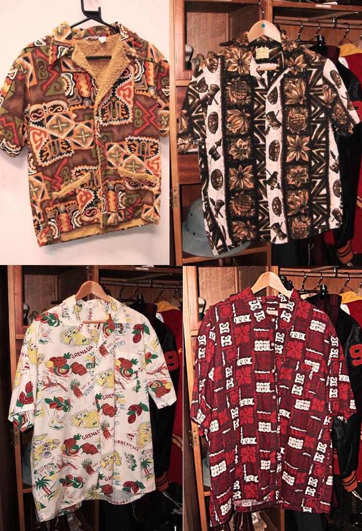 Hawaiian Print Shirts For Men
