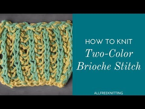 How To Knit Two Together K Tog A Step By